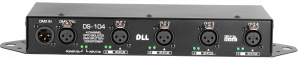 Сплитер DLL DMX Splitter DS 104