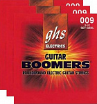 Струны для электрогитары GHS Strings GBXL BOOMERS 9-42