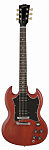 Электрогитара Gibson SG SPECIAL FADED CRESCENT WORN CHERRY